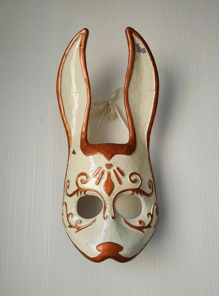 Самодельная маска из Bioshock