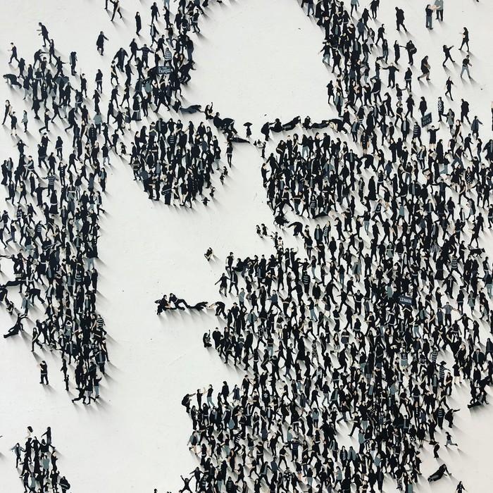 Джон Леннон. Всё дело в деталях Арт, Джон Леннон, Картина, Длиннопост