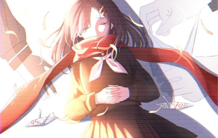 Goodbye, I love you Аниме, Не аниме, Anime Art, Kagerou Project, Mekakucity actors, Tateyama Ayano, Pixiv