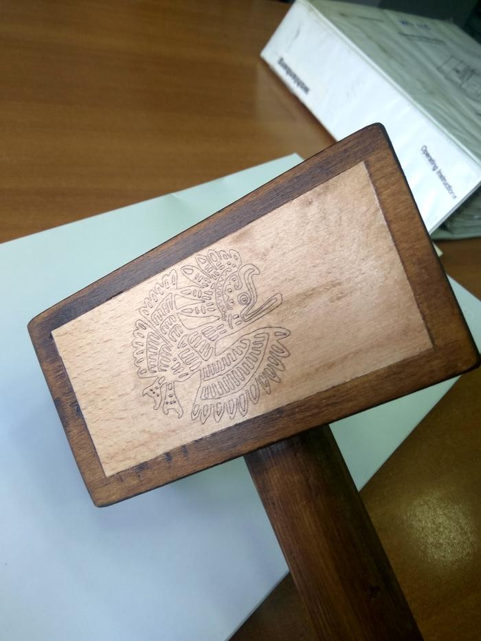 Молот Кецалькоатля Инструменты, Киянки, Гравировка, Столярка, Длиннопост