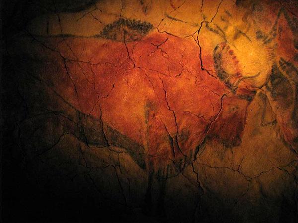 Троглодиты изображали животных точнее, чем современные художники Наука, История, Живопись, Пещерный человек, Антропология, Копипаста, Elementy ru, Наскальная живопись, Длиннопост