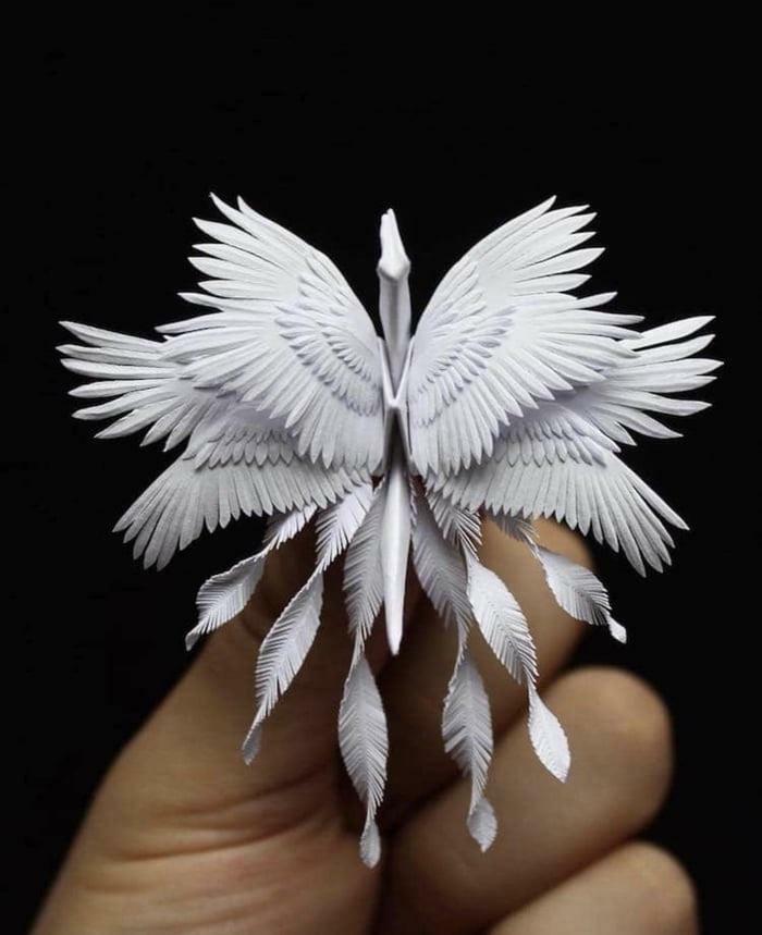 Феникс-оригами
