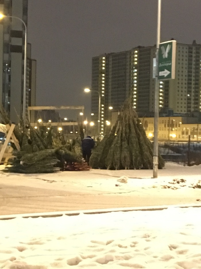 Ссал я на ваш праздник! Новый Год, Новогодняя елка, Быдло, Санкт-Петербург, Мурино, Длиннопост