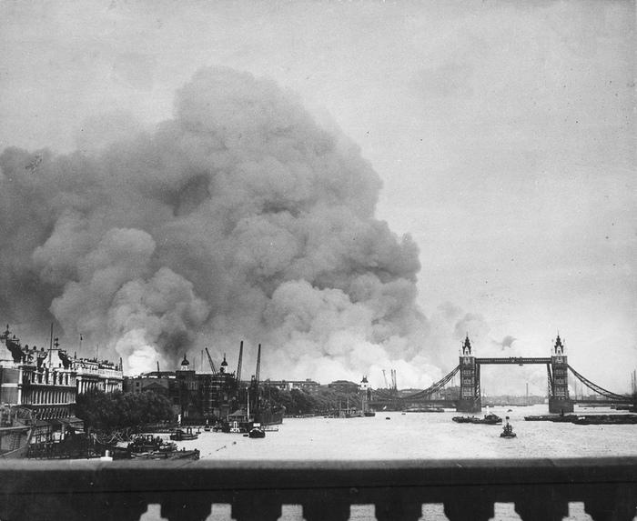 «Лондонский блиц» Cat_Cat, Длиннопост, История, Вторая мировая война, Англия, Пво