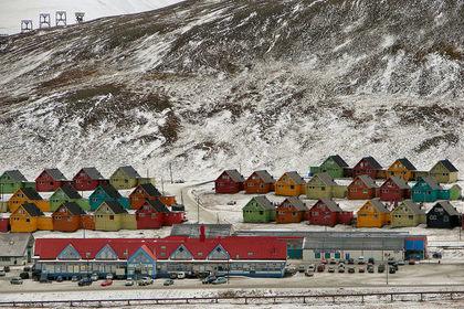 Россиянин ограбил банк в норвежском городе Лонгйир на архипелаге Шпицберген. Смекалка, Ограбление века