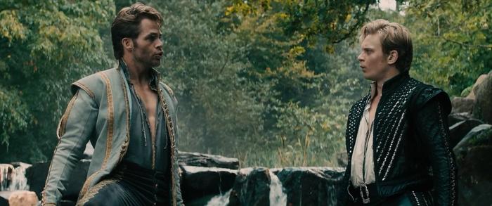 Ах этот взгляд Into the woods, Скриншот, Фильмы, Принц, Тест
