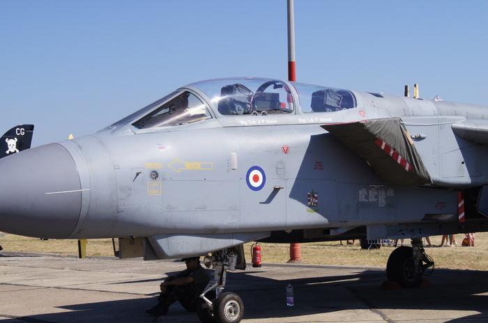 Panavia Tornado Самолеты НАТО, Торнадо, Авиашоу, Кечкемет, Длиннопост