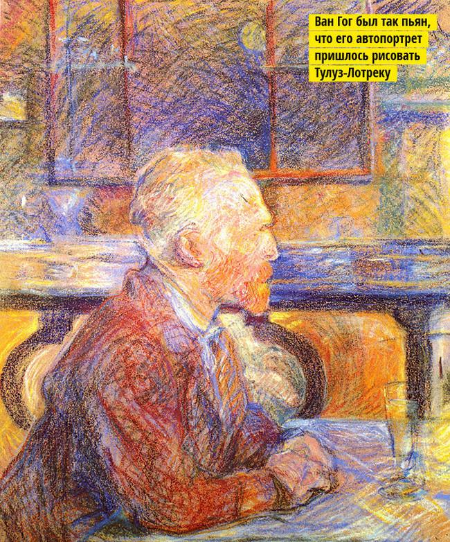 Хочу все знать! #58.Алкогений: Винсент Ван Гог Хочу все знать, Художник, Ван Гог, Алкоголь, Длиннопост