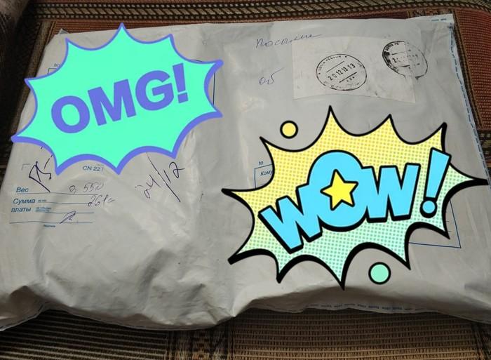 Отчёт номер 2: посылка из обмена АДМ - счастье в 550 граммов из Кирса :) Отчет по обмену подарками, Обмен подарками, Тайный Санта, Кировская область, Новый Год, Длиннопост