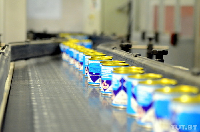 Как делают сгущенное молоко в Белоруссии Сгущенка, Как это сделано, Производство, Длиннопост
