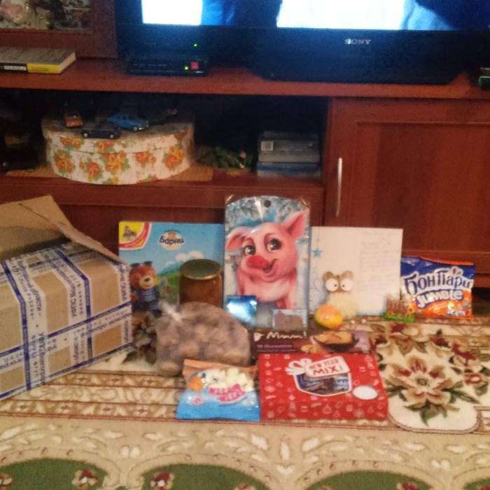 Из Волгограда в Тюмень Дед Мороз, Подарок, Тюмень, Волгоград, Тайный Санта, Обмен подарками, Новогодний обмен подарками