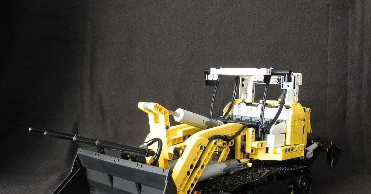 Lego Lego Liebherr LR 626 самоделка LEGO, LEGO <b>technic</b> ...