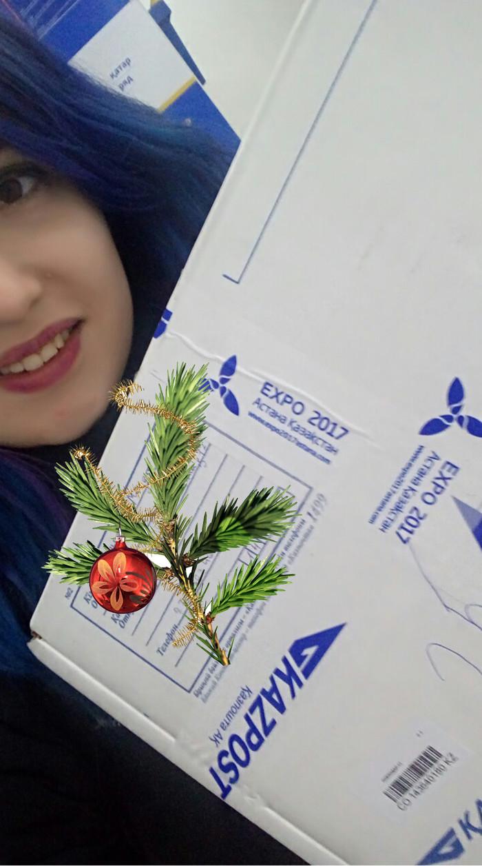 А давайте джингл беллс? Павлодар-Алматы Новый Год, Тайный Санта, Обмен подарками, Подарок, Новогодний обмен подарками, Отчет по обмену подарками, Длиннопост