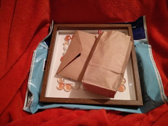Посылка от Деда мороза Тайный Санта, Позитив, Длиннопост, Отчет по обмену подарками, Обмен подарками