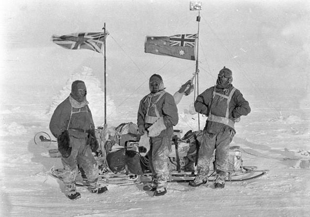 Дуглас Моусон: борьба с Антарктикой Антарктида, Экспедиция, Выживший, Документальный фильм, Смог, Длиннопост
