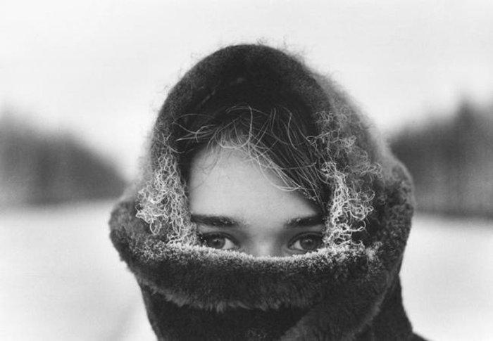 Советская фотоклассика. Красивая зима Зима, Фотография, Назад в СССР, Очень скоро Новый год, Длиннопост