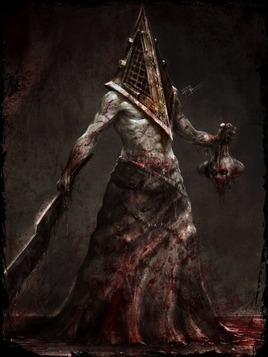 Годный косплэй Косплей, Иван, Длиннопост, Lowcost cosplay, Silent Hill, Пирамидоголовый