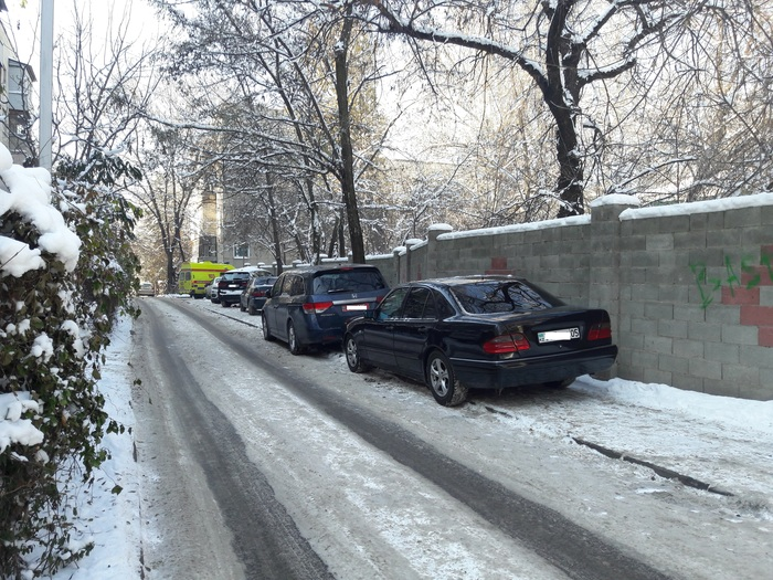 Вы не поверите: позитив от городских властей Алматы, Казахстан, Мэрия, Неправильная парковка, Позитив, Официальное обращение, Сработало, Длиннопост