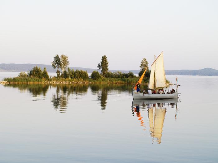 А где-то есть дивное озеро Урал, Снежинск, Озеро, Иткуль, Длиннопост