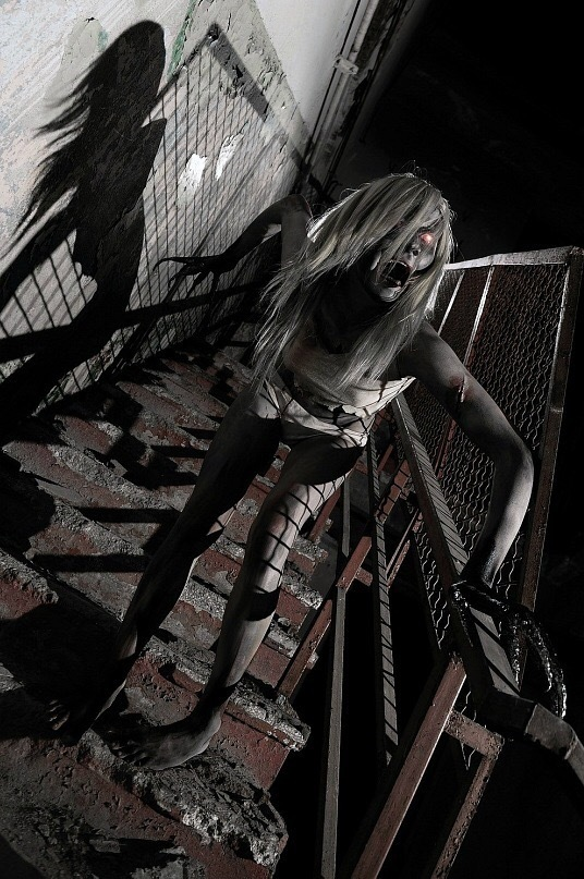 Witch & Hunter from Left 4 Dead Косплей, Зомби, Зомби-Апокалипсис, Left 4 Dead, Witch, Охотник, Kasuzame, Юлия Касу, Длиннопост