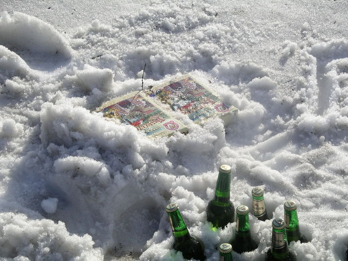 Норильск, конец июня Норильск, Лето, Пиво