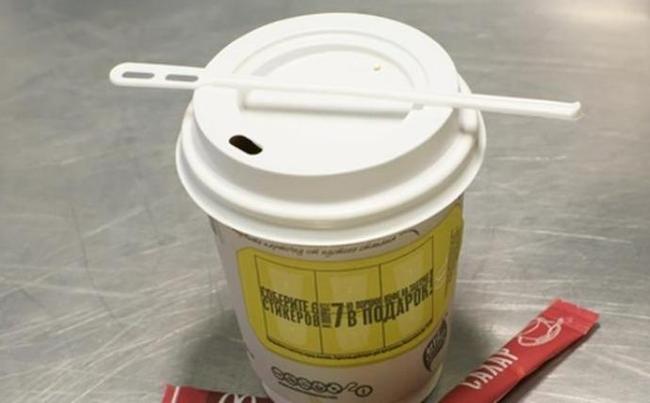 Интересный факт Макдоналдс, Кофе, Чайная ложка, Сахар, Кокаин