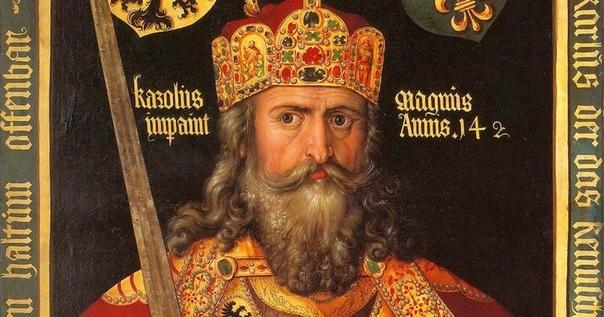 Ох уж этот Карл История, Монах, Летопись, Король Карл, Длиннопост