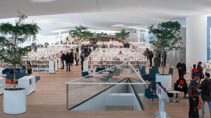 Современная финская библиотека Финляндия, Фотография, Длиннопост