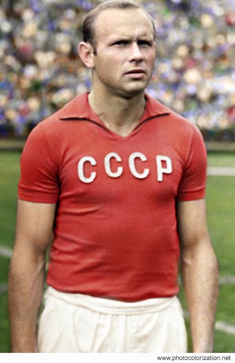 Моя колоризация Колоризация, Футбол, Эдуард стрельцов, Торпедо