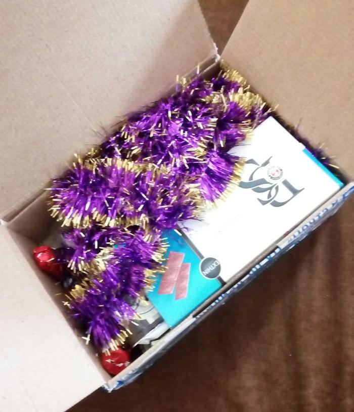 АДМ Омск - Ростов-на-Дону Новогодний обмен подарками, Отчет по обмену подарками, Тайный Санта, Очень скоро Новый год, Благодарность, Длиннопост