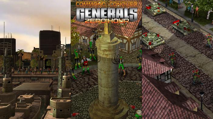 Как провести выходные с удовольствием? Command & Conquer, Generals, Игры, Длиннопост