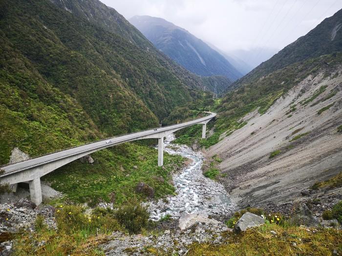 Новая Зеландия. Южный остров. Национальный парк Arthur's Pass. #3