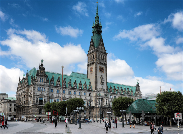 Фотобродилка: Гамбург, Германия Фотобродилки, Гамбург, Германия, Путешествия, Фотография, Город, Архитектура, Длиннопост