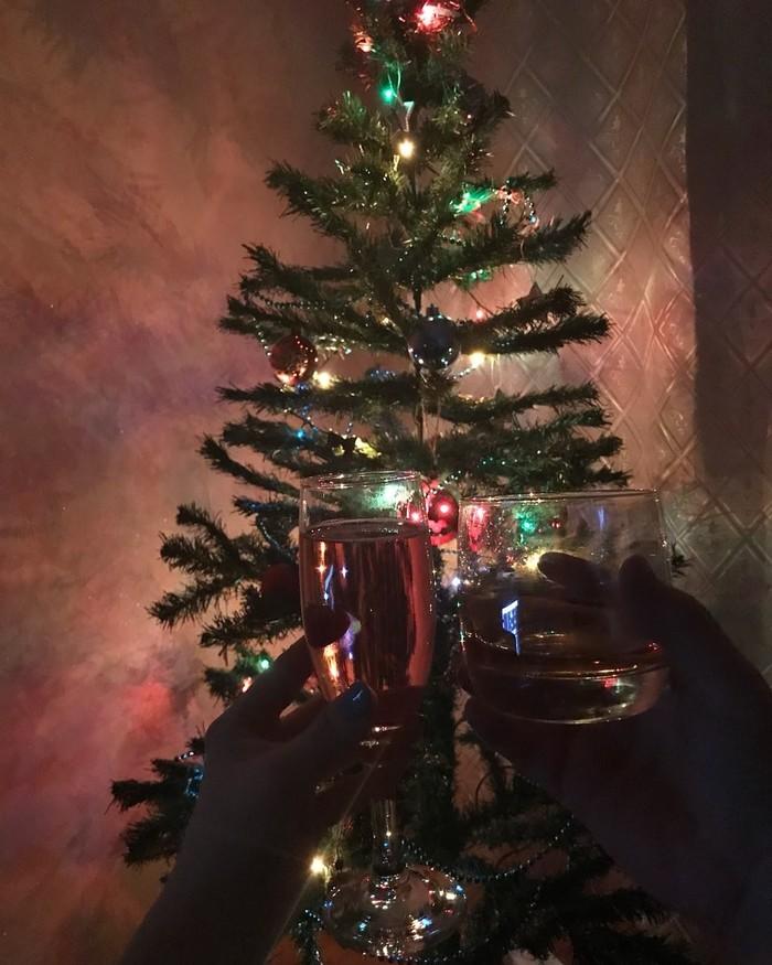 К новому году готов Виски, Новый Год, Алкоголь, Длиннопост