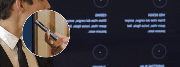 Необычный многофункциональный стилус-телефон Zanco S-Pen Смартфон, Ручка, Стилус, Kickstarter, Технологии, Гифка, Видео, Длиннопост