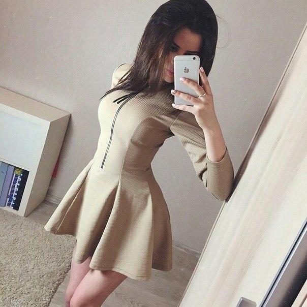 Платье и девушка #146.0