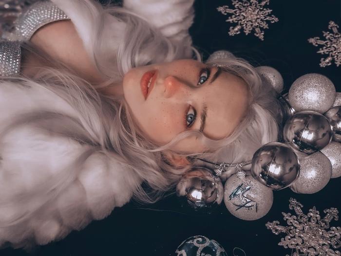 Снегурочка | Зимняя королева Снежная королева, Снегурочка, Новый Год, Косплей, Девушки, Русский косплей