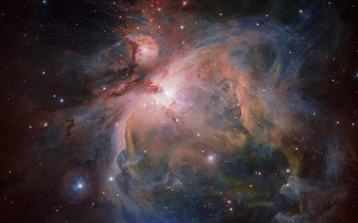 Лучшие фотографии и изображения космоса 2018 года [Часть 4] Космос, Фотография, Телескоп Хаббл, Туманность, Венера, Марс, Видео, Длиннопост