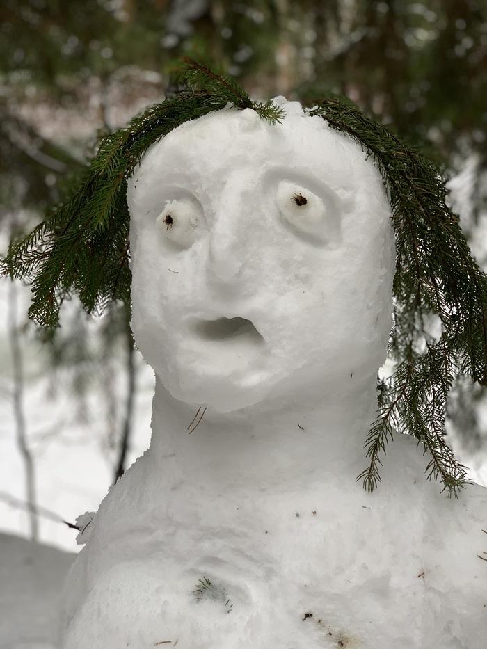 Конкурс на лучшего снеговика Пикабу) Снеговик, Конкурс, Длиннопост