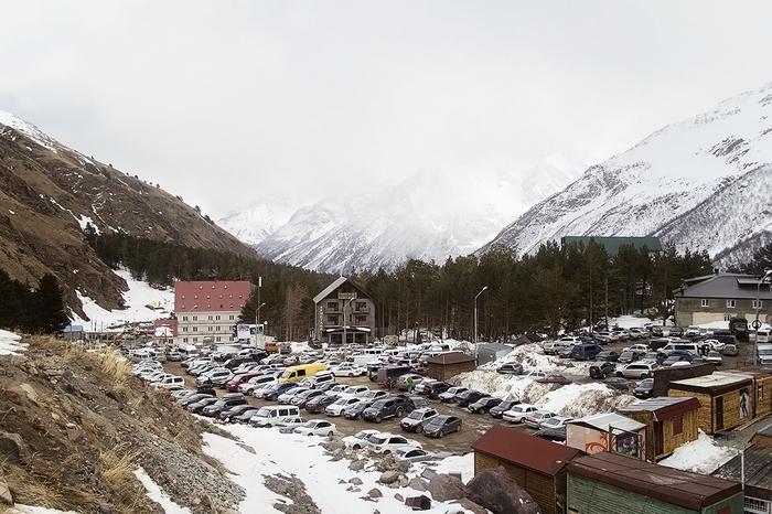 Зимнее восхождение на Эльбрус 5642м [часть I] Эльбрус, Экстрим, Альпинизм, Восхождение, Кавказ, Путешествия, Длиннопост
