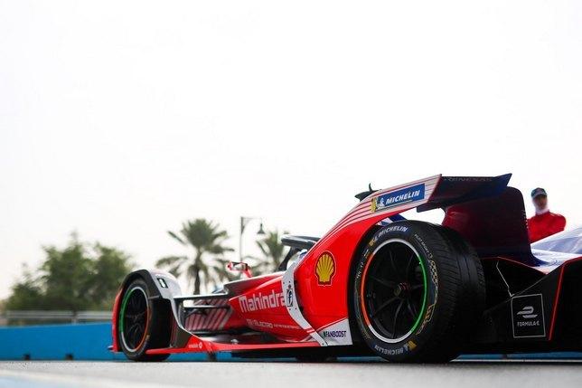 Сироткин примет участие в тестах с Mahindra Formula E, Формула 1