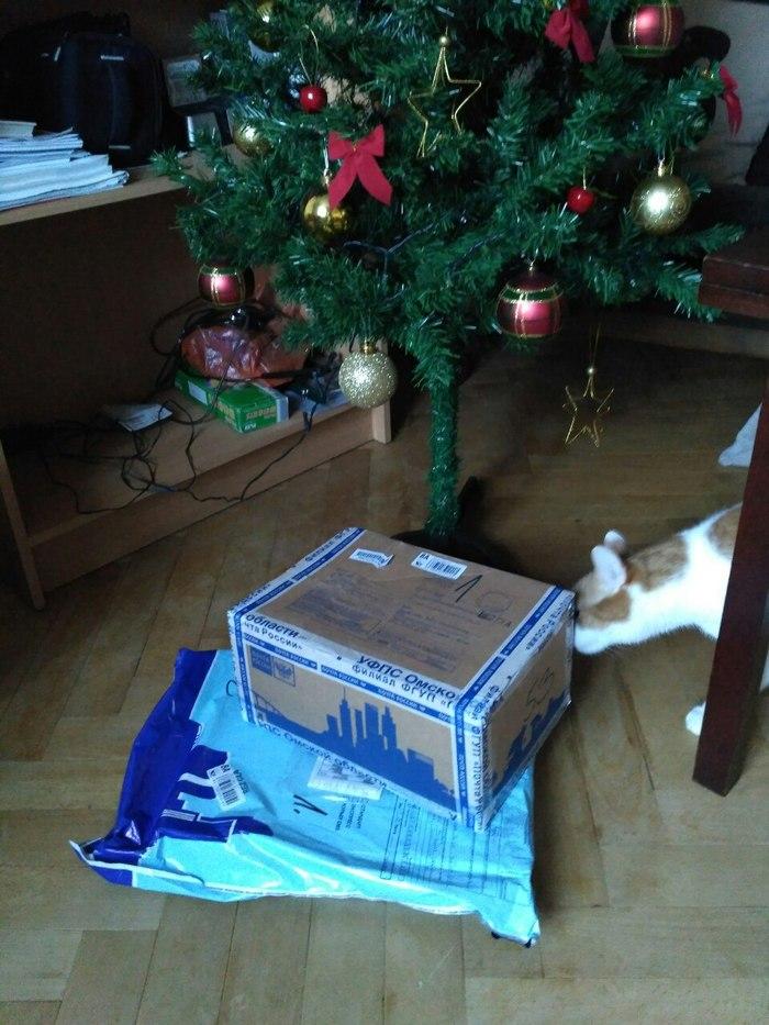 Спасибо Снегурочка! Новогодний подарок из Омска в Чехию, г.Брно Обмен подарками, Тайный Санта, Снегурочка, Новый Год, Длиннопост, Отчет по обмену подарками