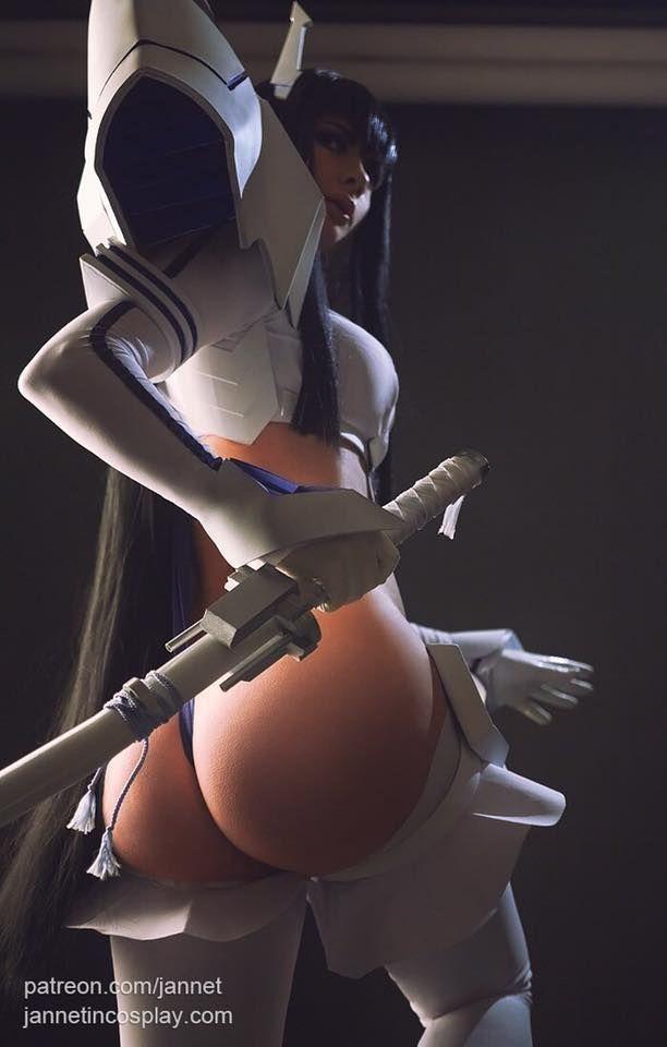 Satsuki Kiryuin [Kill la kill]          < Jannete Rudakova>