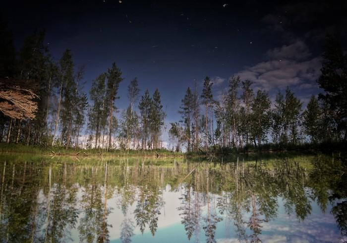 Я телефон переверну Мобильная фотография, Осень, Сибирь