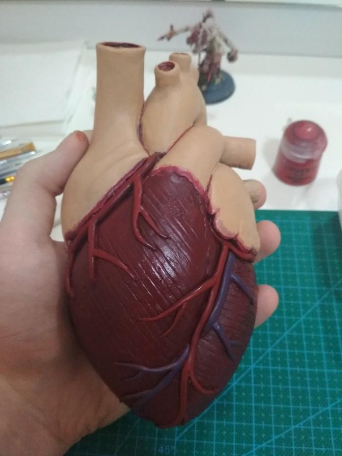 Моё сердце Сердце, Подарок, Миниатюра