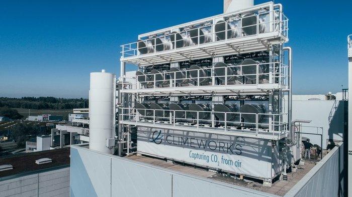 В Европе продолжают открывать заводы по очистке воздуха Интересное, Познавательно, Техника, Наука, Швейцария, Экология, Воздух, Завод, Длиннопост