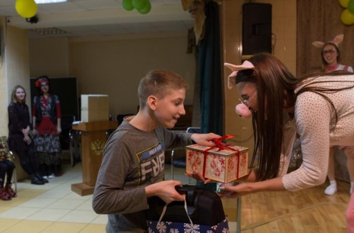 Новый год в Детском доме Детский дом, Новый Год, Бф колибрик, Длиннопост