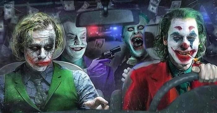 4 Джокера