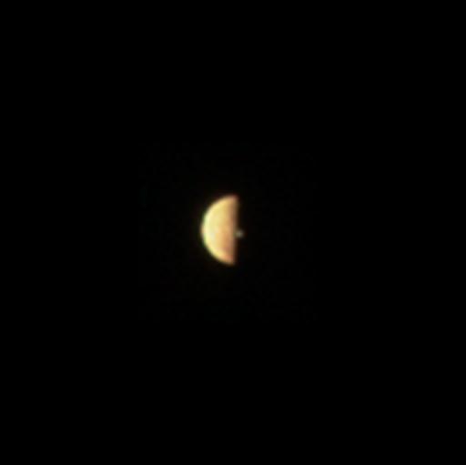 Огни Ио Deep Space, Юпитер, Ио, Juno, Космос, Длиннопост