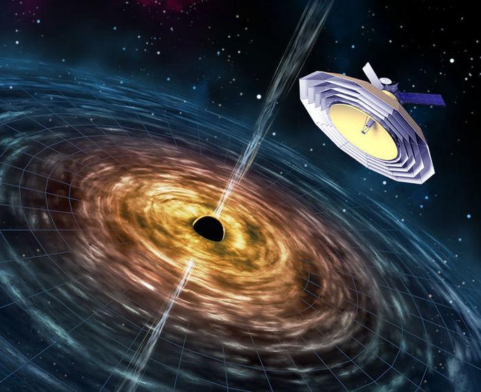 Гулливер Вселенной: ученые рассказали о крупнейшем виртуальном телескопе Космос, Космическая обсерватория, Миллиметрон, Спектр-м, Луна, Радиоастрономия, Исследование, Запуск, Длиннопост